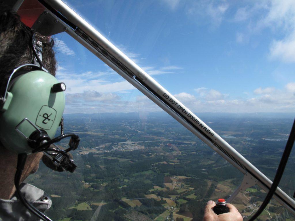 Ultraligero Piloto por un dia